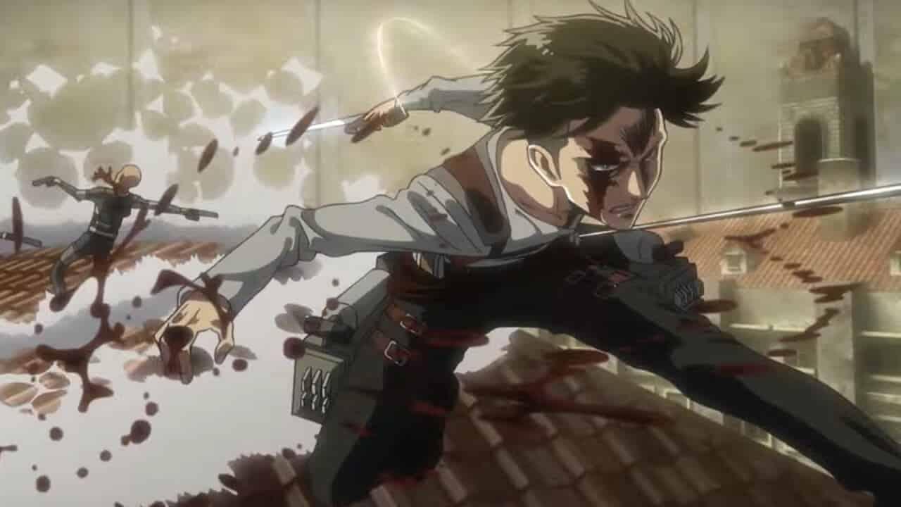 Attack on Titan Manga 2021 Nisan'da Sona Eriyor