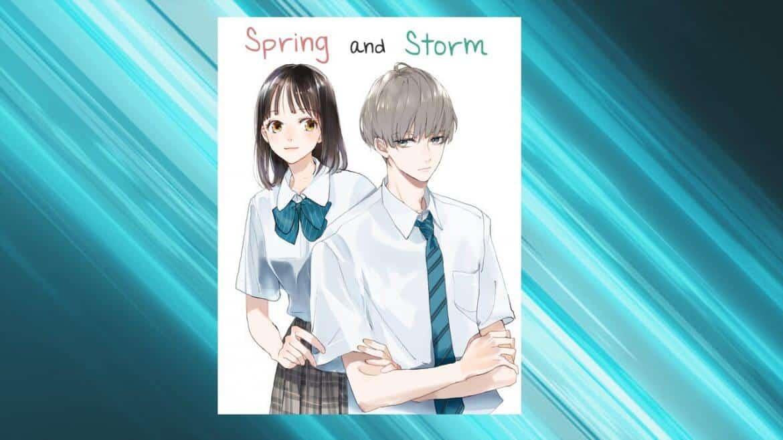 Haru to Arashi Mangası Mart Ayında Bitiyor
