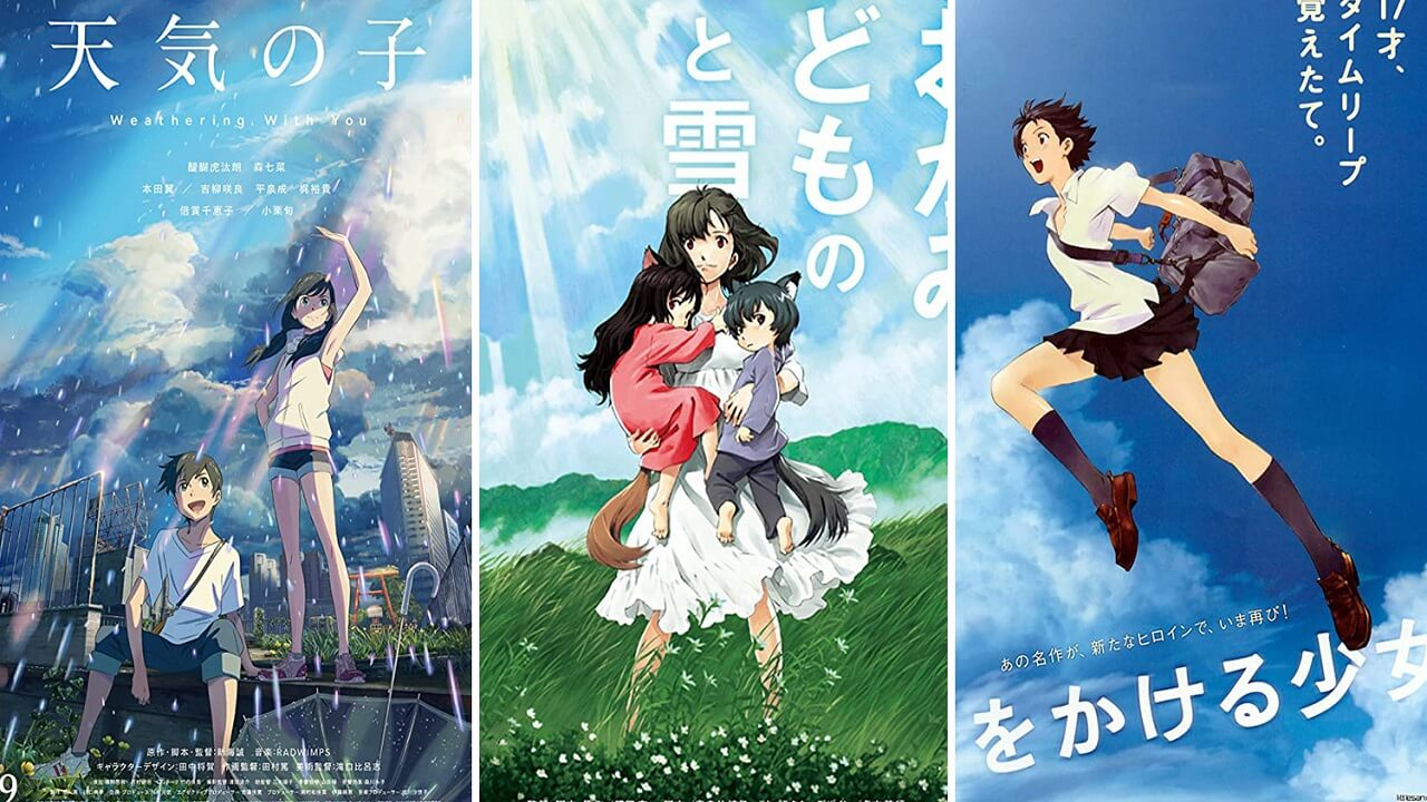 Tüm Zamanların En İyi 20 Anime Filmi