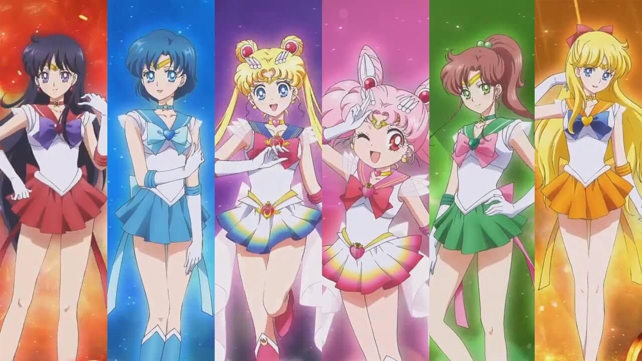 Sailor Moon Eternal Anime Filmi