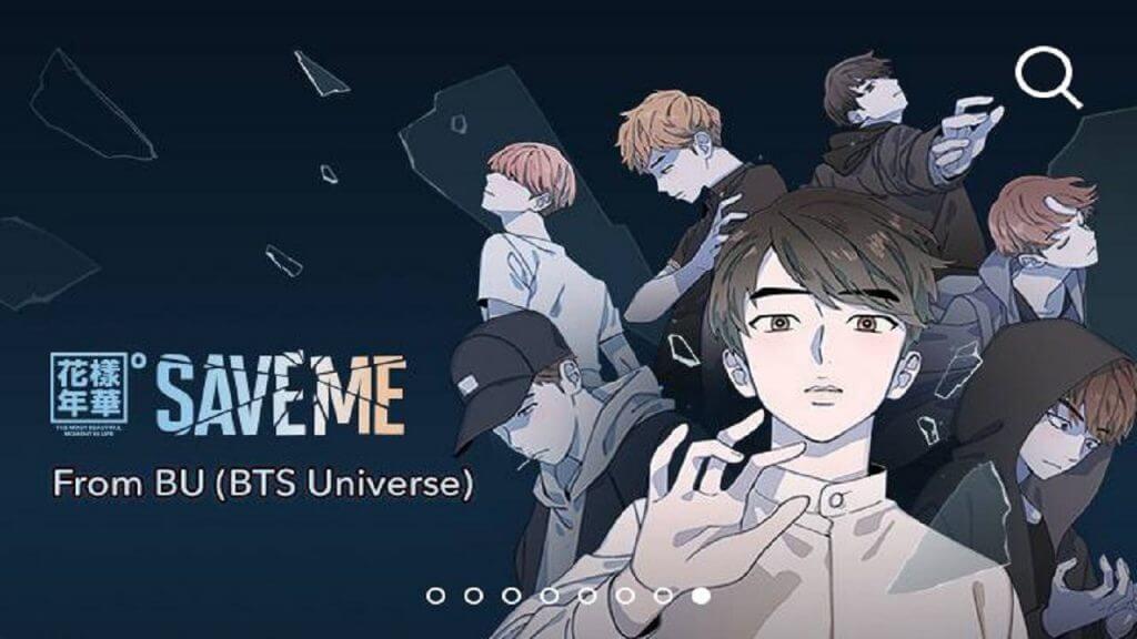 Save Me Webtoon Konusu