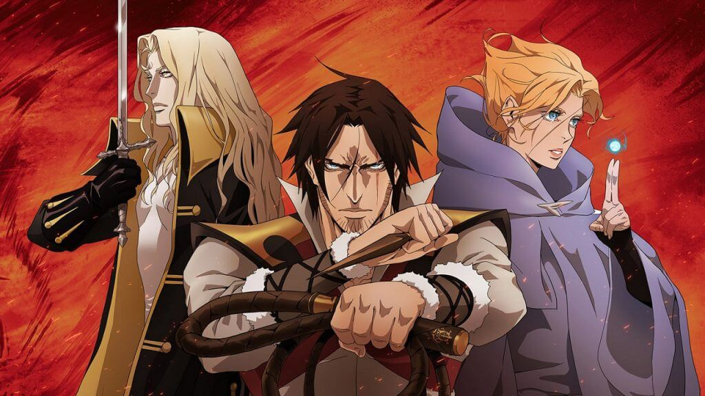 Castlevania Anime Konusu