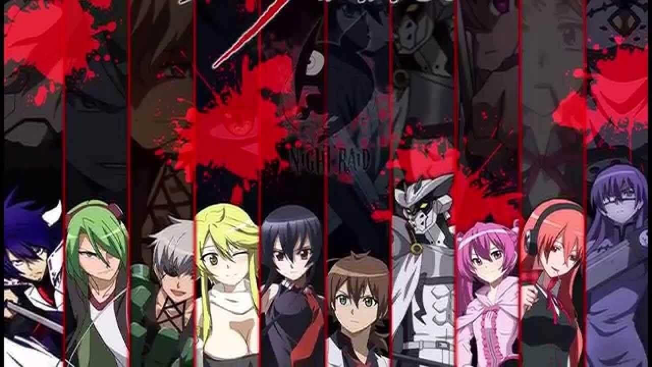Akame Ga Kill! Anime Önerisi ve Akame Ga Kill! Konusu