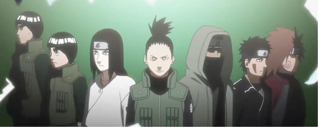 Shikamaru Nara karakter analizi