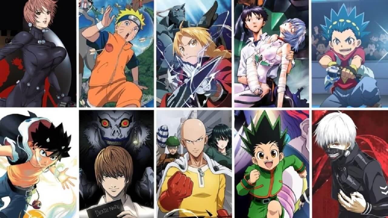 Japonya'da En Çok İzlenen Animeler - Anime Sitesi