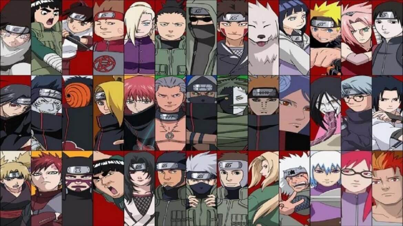 Naruto / Naruto Shippuuden Karakterleri Listesi ve Analizleri