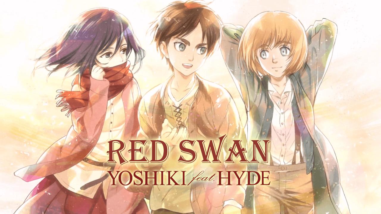 Shingeki no Kyojin Opening Red Swan - Türkçe Çeviri