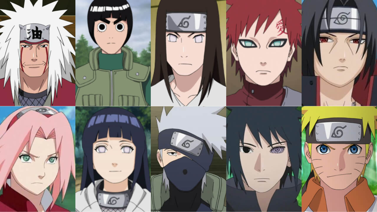 Naruto Sözleri | Efsanevi Naruto Replikleri - Anime Sitesi