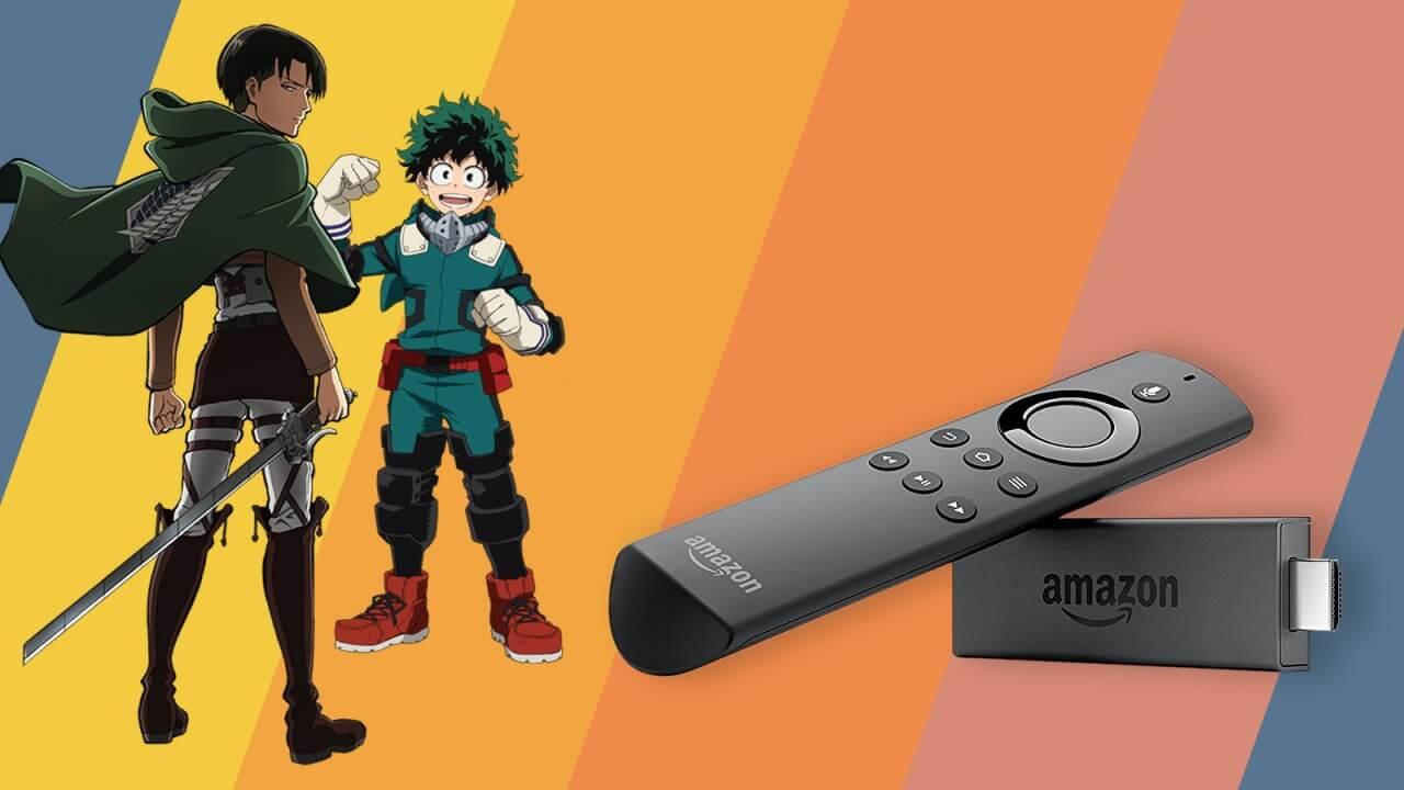 Amazon Prime Anime Önerileri - En iyi 5 Anime - Anime Sitesi