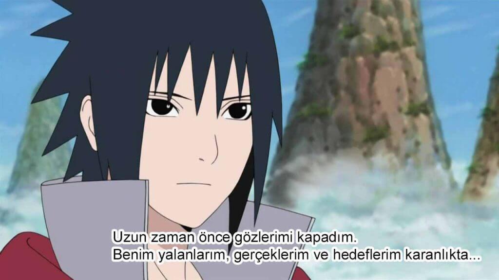 Uchiha Sasuke Sözleri