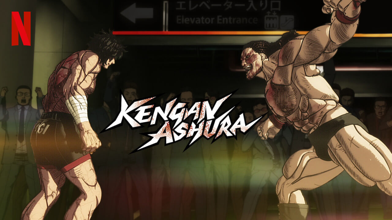 Kengan Ashura 3. Sezon Ne Zaman? Kengan Ashura Konusu - Anime Sitesi