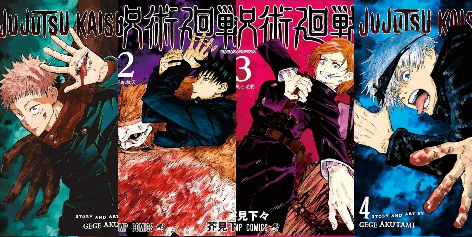 Jujutsu Kaisen Animeden Sonra Manga Başlangıcı