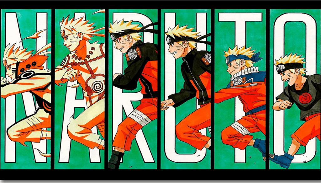 Naruto İzlenme Sırası