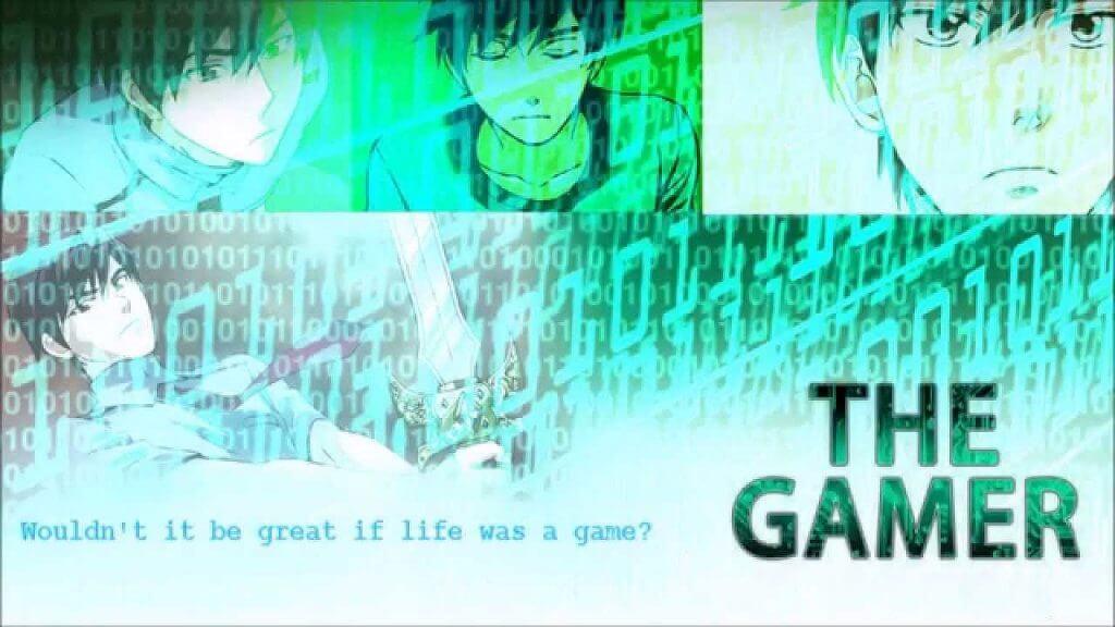 The Gamer Webtoon