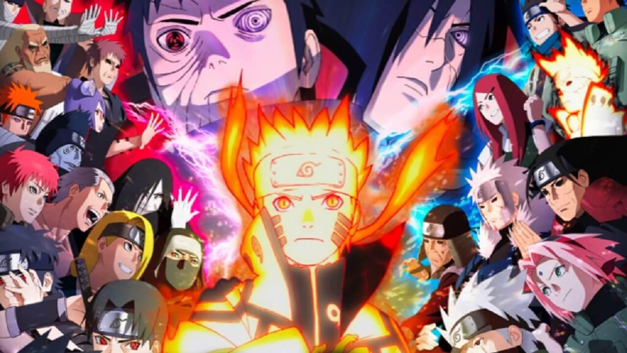 Naruto Shippuuden Filler Listesi ve Bölüm Listesi
