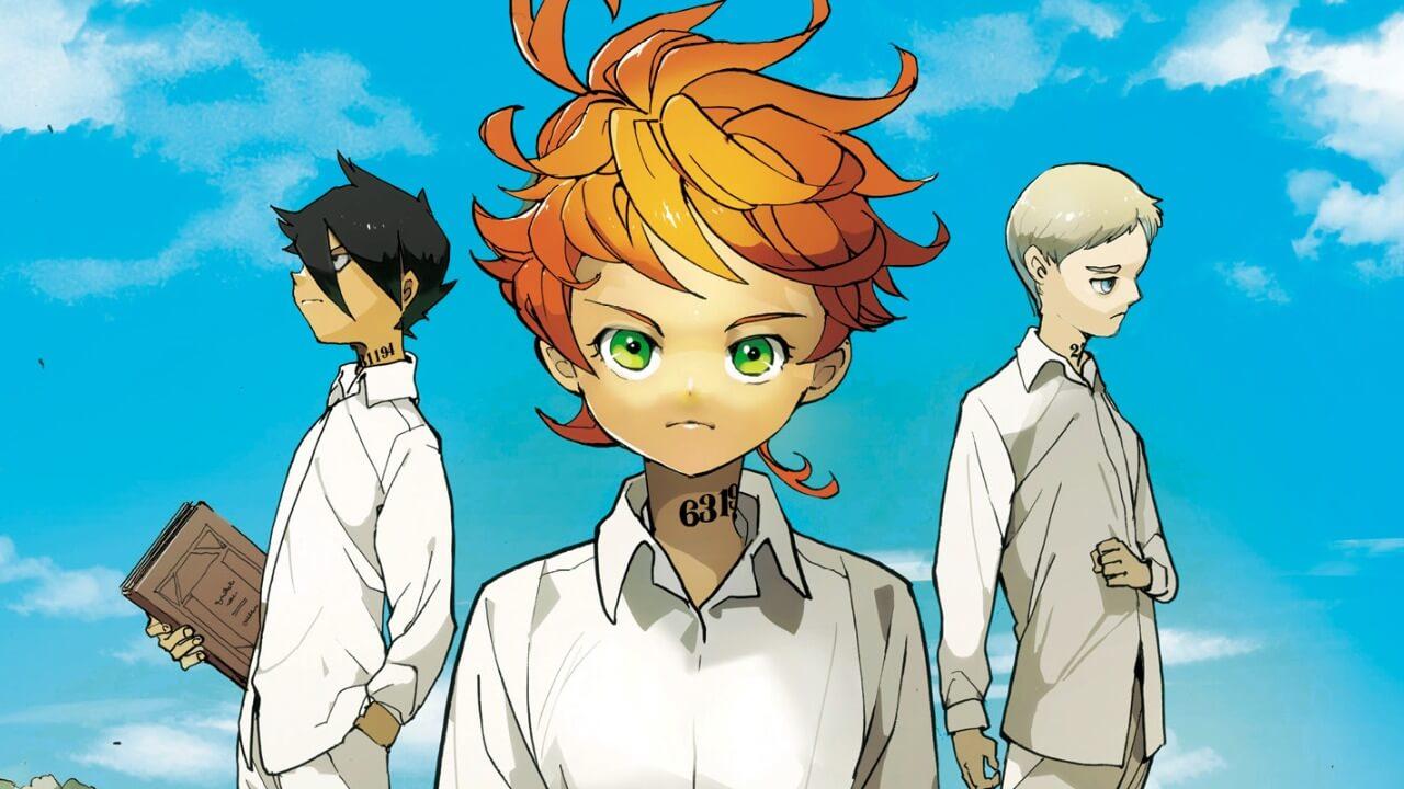Promised Neverland Manga Konusu – Manga Önerisi