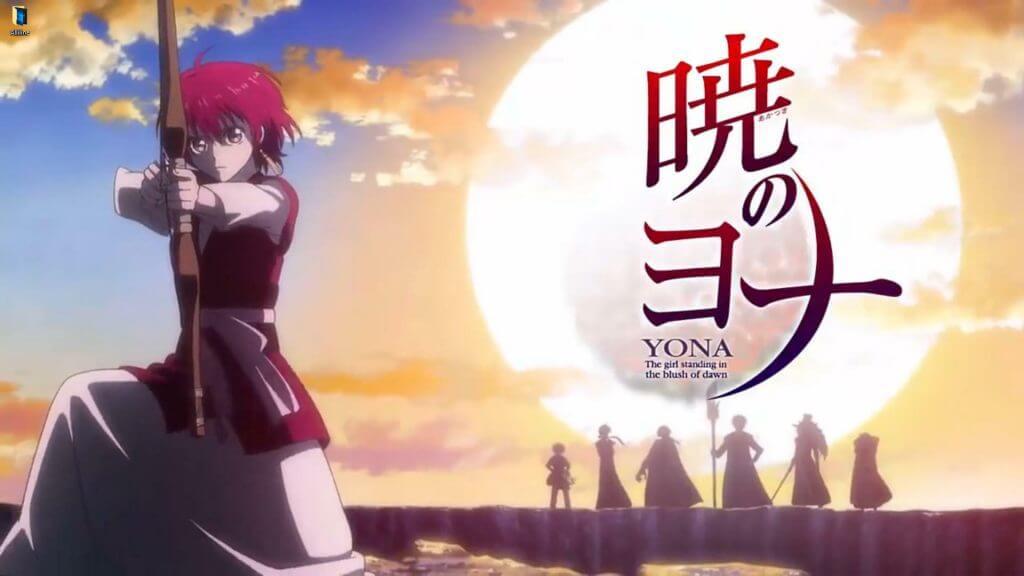 akatsuki no yona animeden sonra manga başlangıcı