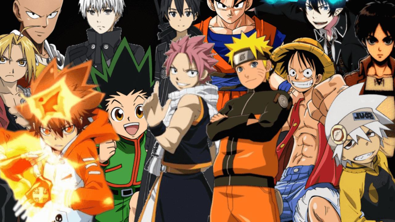 Shounen Anime Nedir? Shounen Anime Önerileri - Anime Sitesi
