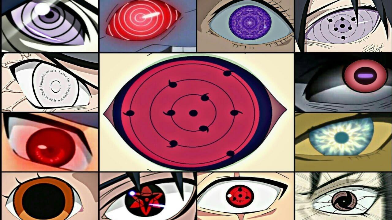 Dōjutsu Nedir? Naruto Göz Teknikleri (Dōjutsu) Çeşitleri - Anime Sitesi