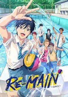 Spor konulu anime önerileri Re-Main